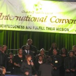 Int'l Women's Convention 2013