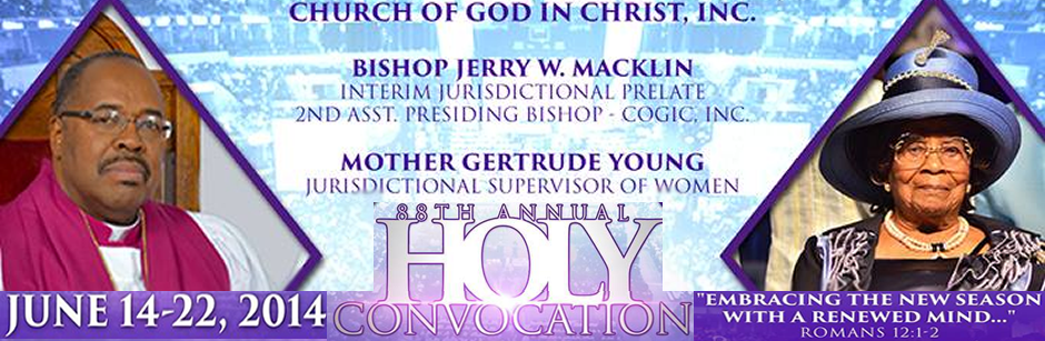 88th Annual Holy Convocation