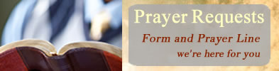 COGIC Church of God in Christ Prayer Request Line